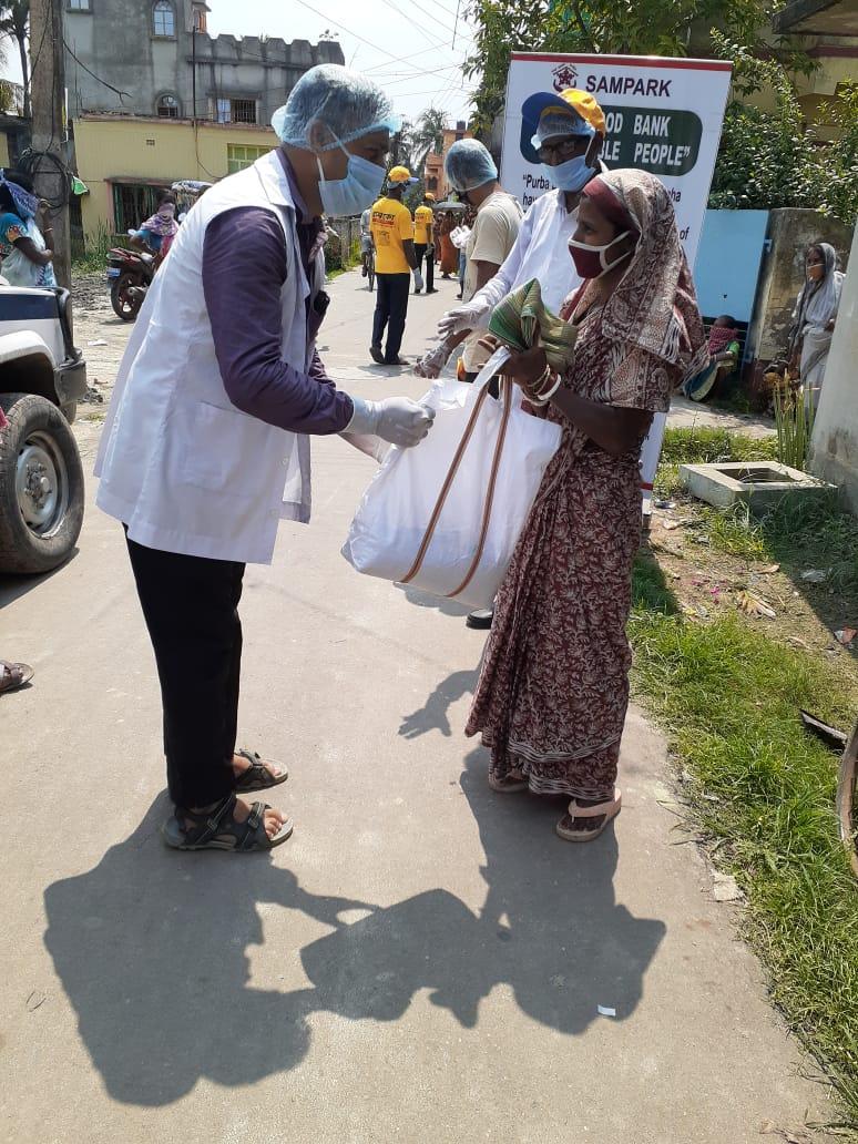 Moonstar Sangha COVID-19 Relief Distribution (7)